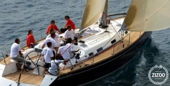 Sailboat Salona 45 2008