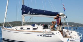 Sailboat Salona 37 2007