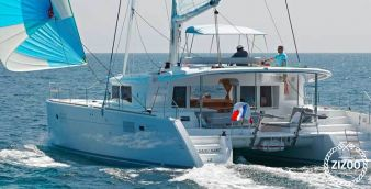 Catamarano Lagoon 450 (2012)