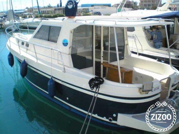 Motor boat Sas Vektor Adria 1002 (2011)-2