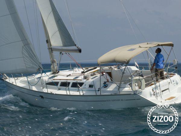 Jeanneau Sun Odyssey 40.3 2004 Sailboat