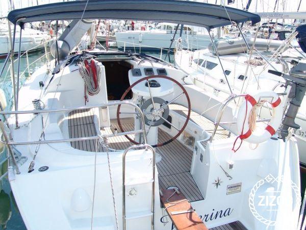 Jeanneau Sun Odyssey 35 2003 Sailboat