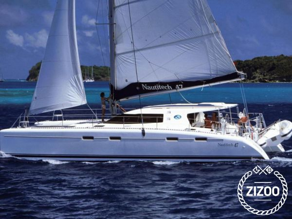 Nautitech 47 2005 Catamaran