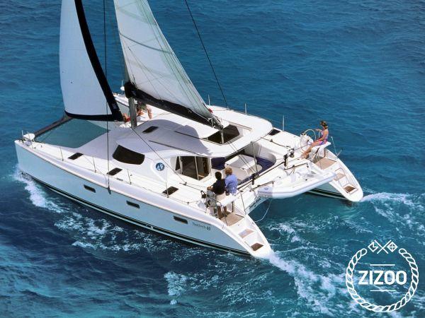 Nautitech 40 2005 Catamaran