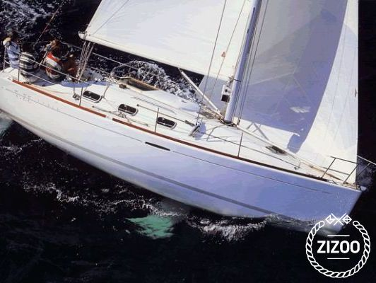 Beneteau Oceanis 393 2002 Sailboat