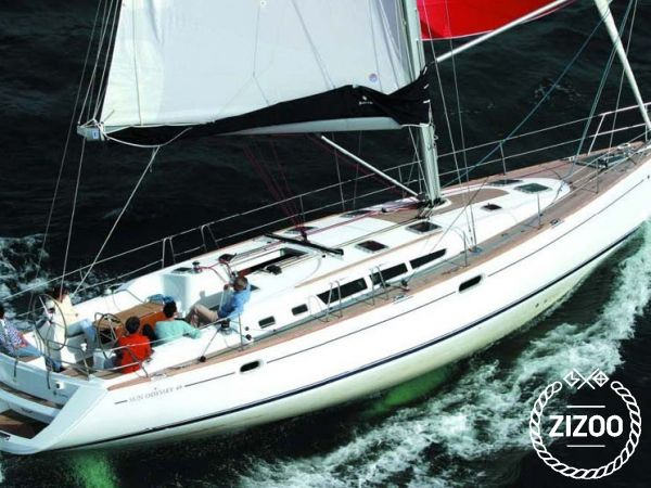 Jeanneau Sun Odyssey 49 2004 Sailboat