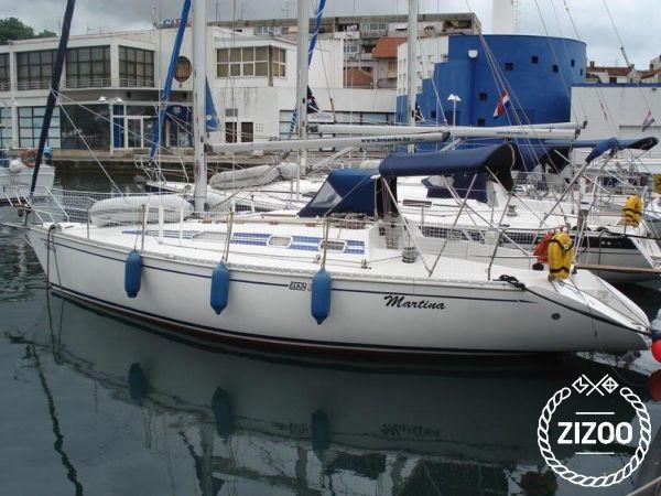 Elan 331 1993 Sailboat