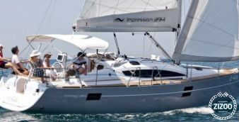 Sailboat Elan Impression 394 2014