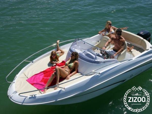 Beneteau FLYER 550 Open 2010 Speedboat