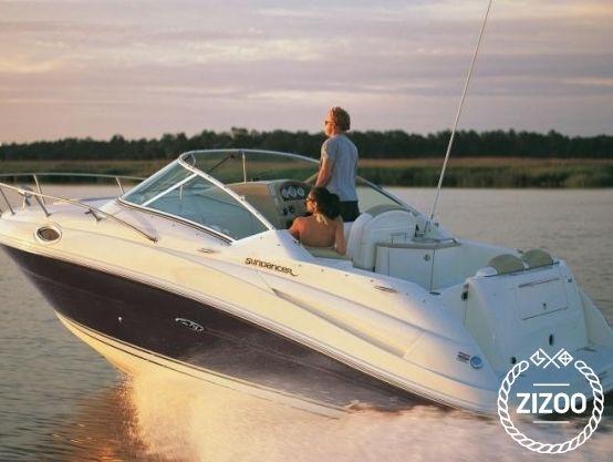 Sea Ray 245 2008 Motor boat