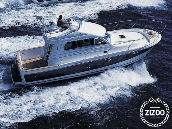 Boat Rental Beneteau Antares 10 80 Motor Boat Punat Croatia