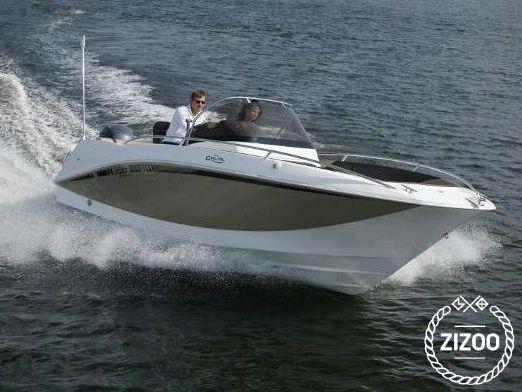 Galeon Galia 630 Sun Deck 2014 Speedboat