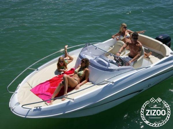 Beneteau FLYER 550 Sun Deck 2013 Speedboat