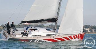 Sailboat Salona 41 2013