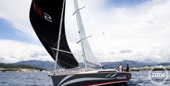 Barca a vela Salona 38 2012