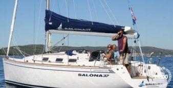 Sailboat Salona 37 2006