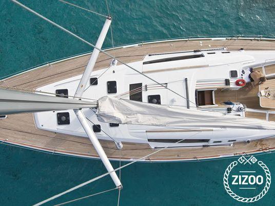 Barca a vela Beneteau Oceanis 54 (2009)-2