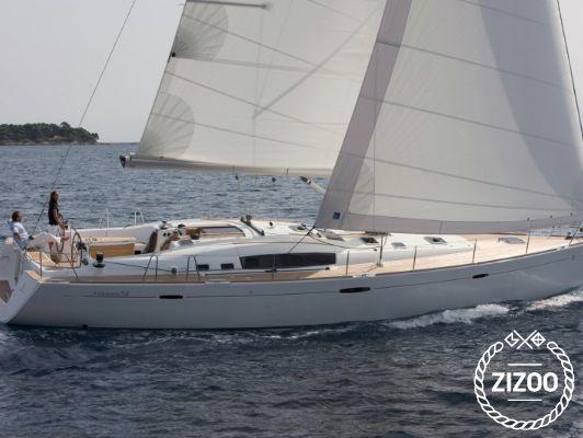 Barca a vela Beneteau Oceanis 54 (2009)-1