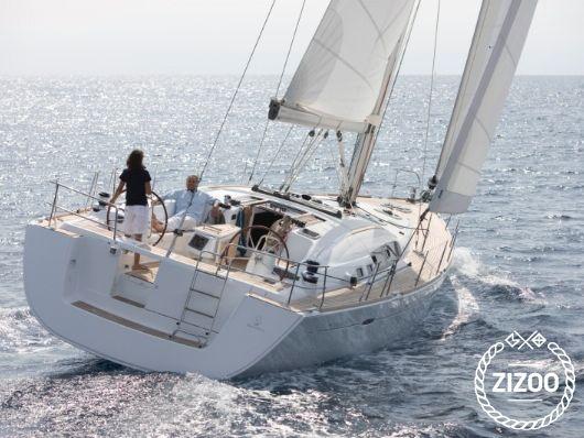 Barca a vela Beneteau Oceanis 54 (2009)-3
