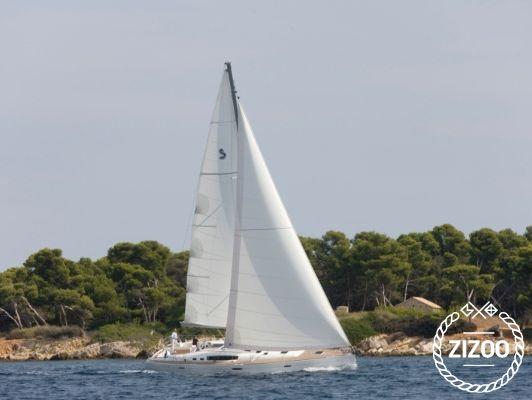 Barca a vela Beneteau Oceanis 54 (2009)-4