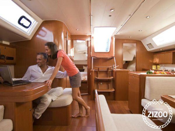 Barca a vela Beneteau Oceanis 54 (2009)-0