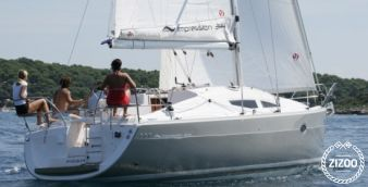 Sailboat Elan Impression 344 2006