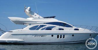 Motor boat Azimut 55 2001