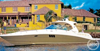 Motorboot Sea Ray 455 Sundancer (2006)
