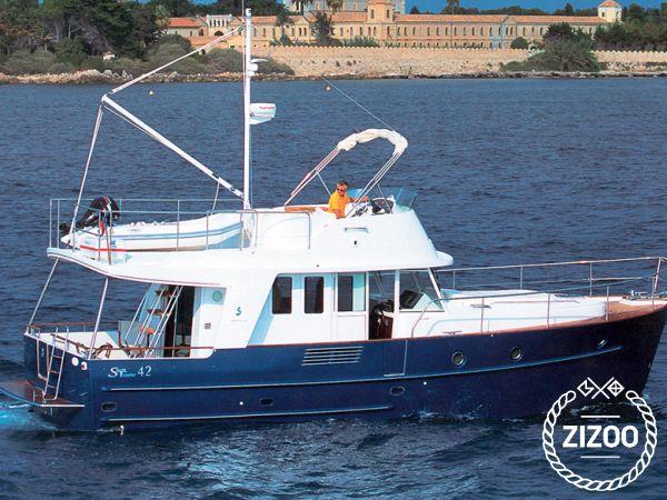 Beneteau Trawler 42 2009 Motor boat
