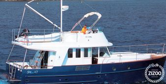 Motorboot Beneteau Swift Trawler 52 2009