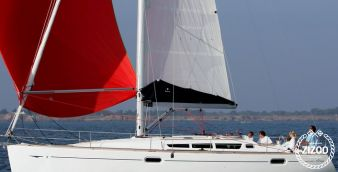 Sailboat Jeanneau Sun Odyssey 42 i 2010