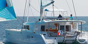 Catamaran Lagoon 450 1970