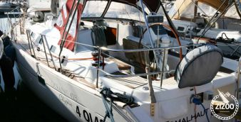 Sailboat Beneteau Oceanis Clipper 423 2006