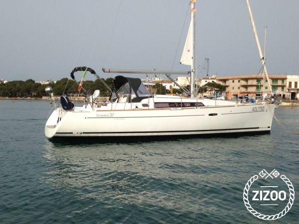 Oceanis Oceanis 37 2013 Sailboat