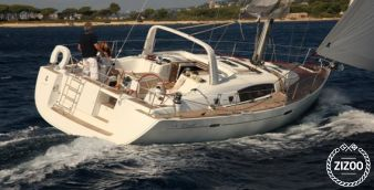 Sailboat Beneteau Oceanis 50 Family 2012
