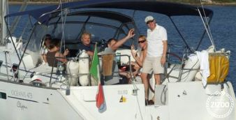 Sailboat Beneteau Oceanis 473 2003