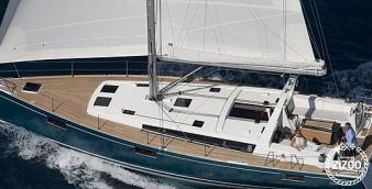 Sailboat Beneteau Oceanis 48 2015