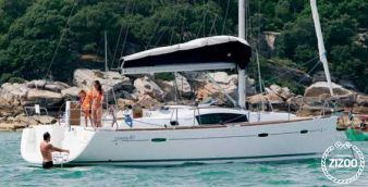 Sailboat Beneteau Oceanis 40 2011