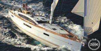 Sailboat Jeanneau 53 2012