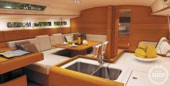 Sailboat Jeanneau Sun Odyssey 509 2013
