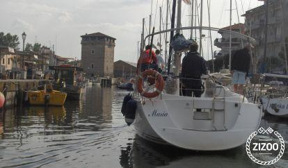 Sailboat Jeanneau Sun Odyssey 34.2 (2000)