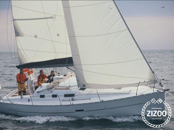 Sailboat Beneteau Oceanis 323 - 2006 (refit 2016)-1