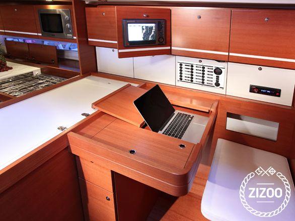 Barca a vela Dufour 450 Grand Large (2014)-4