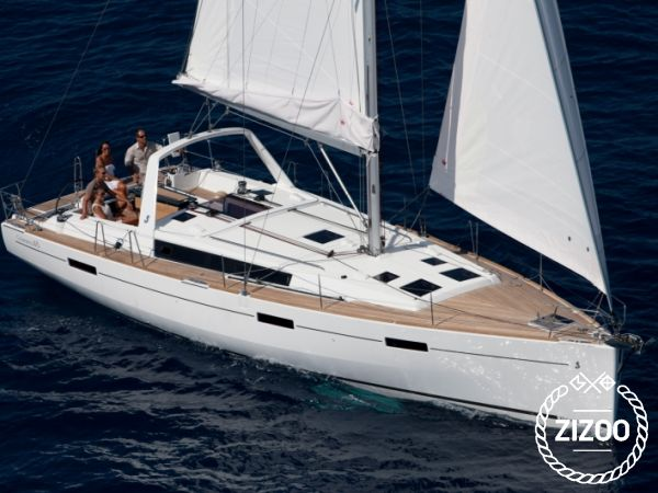 Beneteau Oceanis 45 2012 Sailboat