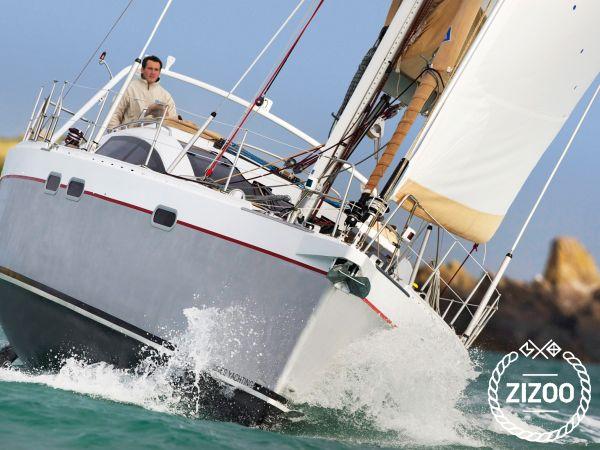 Allures 45 2013 Sailboat