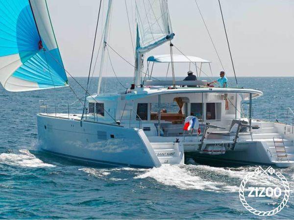 Lagoon 450 2012 Catamaran
