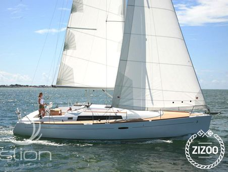 Beneteau Oceanis 37 2009 Sailboat