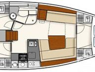 Dufour 385 2009 Sailboat