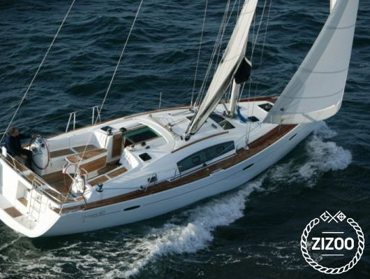 Beneteau Oceanis 40 2008 Sailboat