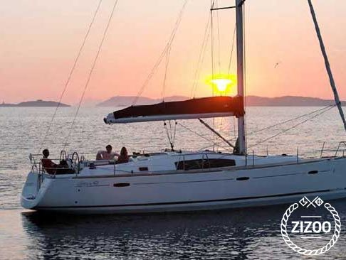 Beneteau Oceanis 43 2008 Sailboat